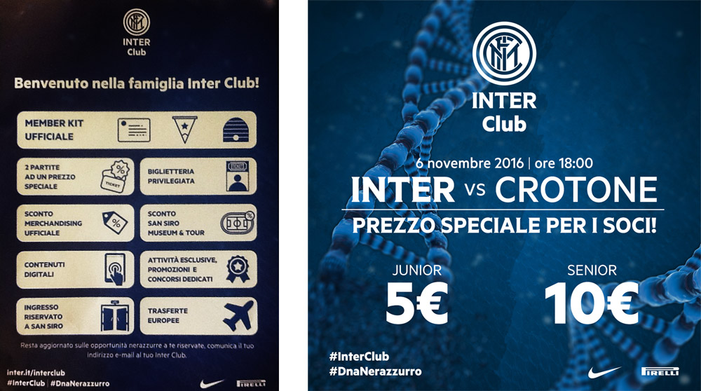 Benefit Inter – Crotone