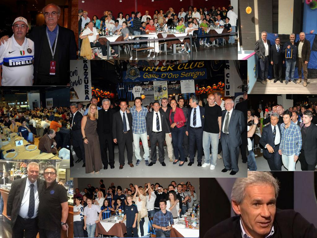 Festa dei 15 Anni InterClub Gallo D'oro Seregno