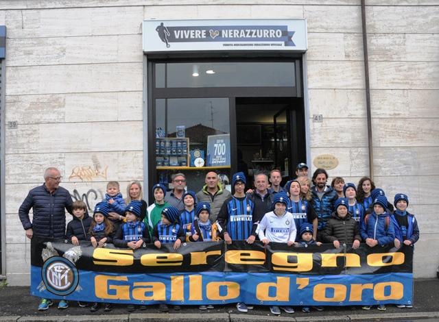 Festa soci junior 2018/2019 Gallo D'oro Seregno
