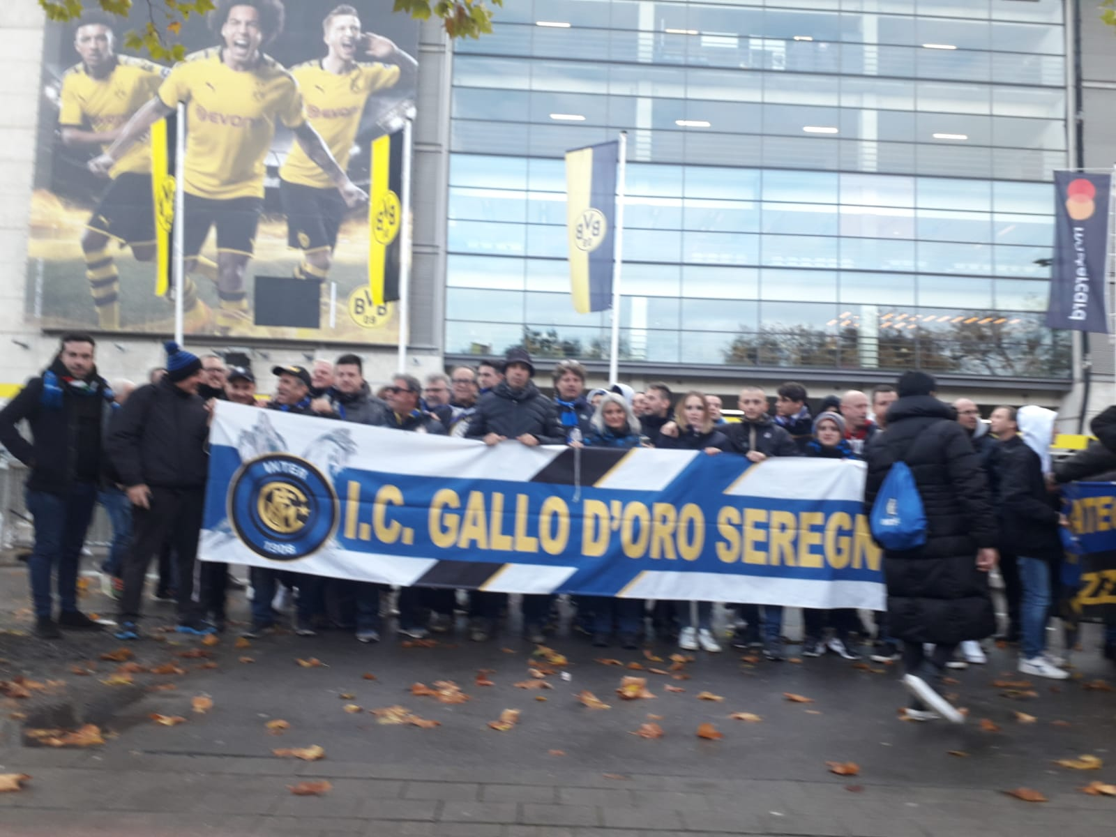 Trasferta Champions : Dortmund – Inter